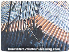 Innovative Safe Window Cleaning